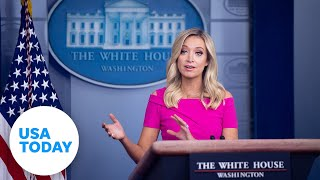 White House Press Secretary Kayleigh McEnany holds news conference | USA TODAY
