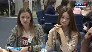 В Омской области сегодня стартовали вторые Международные молодёжные сборы «Рождество в Сибири»
