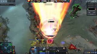 Happy Dota 2 Funny Fails - How to die in 20 seconds for 2 times