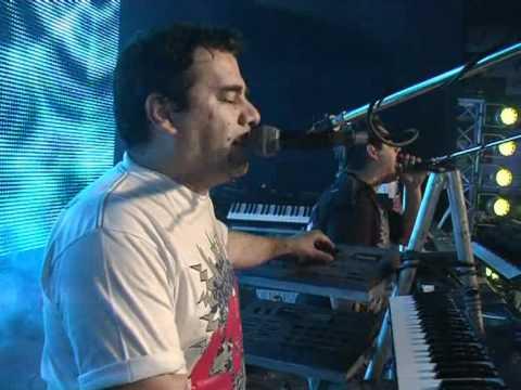 La Banda De Carlitos - Pa' Que Mueva La Cocina - En vivo en Atenas - Sábado 19/03/2011 - DVD