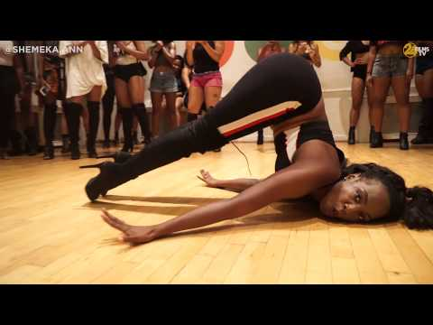 Jaquees Feat. Trey Songz - Inside x She'Meka Ann Choreography BRICKHOUSENYC Ed.