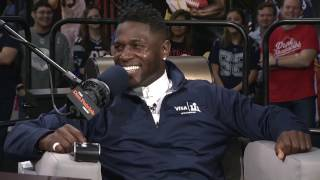 Antonio Brown on The Dan Patrick Show (Full Interview) 2/2/17