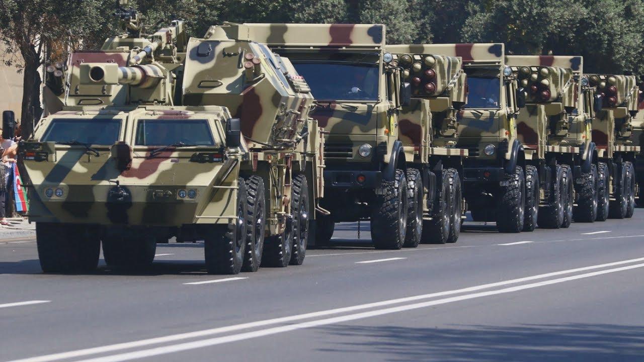Азербайджан: Алиев похвастался новым оружием