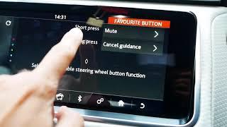 Range Rover Velar Steering Wheel ''The Rundown''