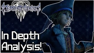 Kingdom Hearts 3 - Pirates of the Caribbean E3 2018 (Vol. 3) Trailer In Depth Analysis