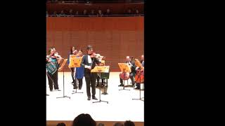 Philippe Quint leading Vivaldi 4 Seasons Live CLIPS only