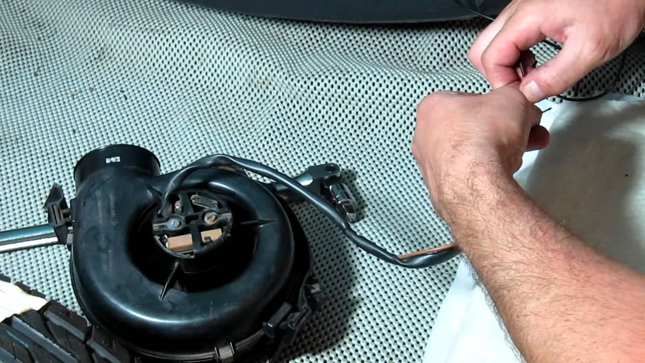 Fresh Air Fan 73 79 Super Beetle Youtube