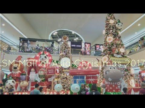 SM Mall of Asia Christmas tour 2017