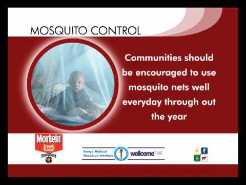 Tip 4: Insecticide Treated Nets -- How to use them properly