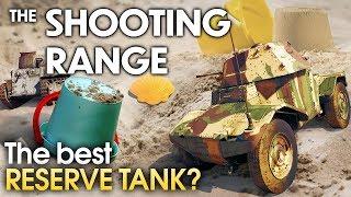 THE SHOOTING RANGE #175: The best reserve tank? / War Thunder