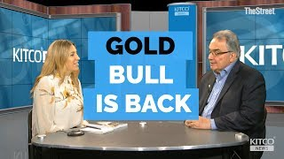 Gold bull is back after 6 years with big message