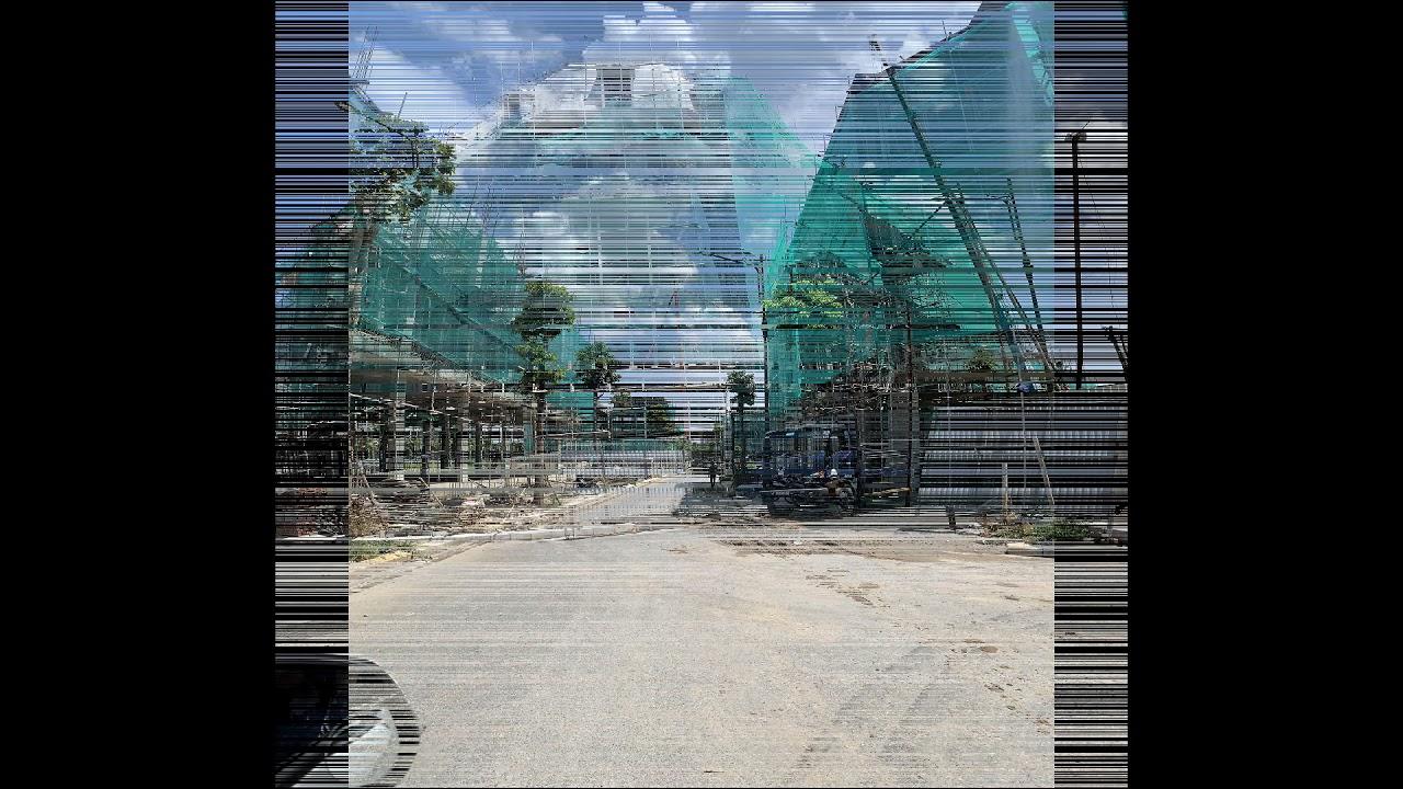 Bán biệt thự gần hồ Yên Sở cực vip có hầm đậu ô tô, mặt tiền 12m video