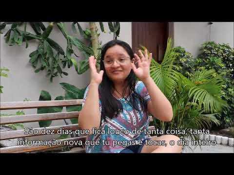 Fagotista colombiana no Festival Sesc
