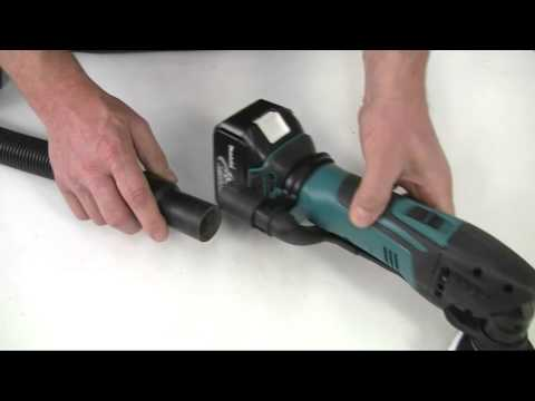 Makita DTM50Z 18v Cordless Multi Tool Body Only