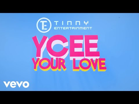 Ycee - Your Love (Lyric Video)