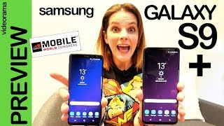 Video Samsung Galaxy S9 NHnUMp4CzKk