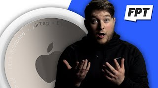 Apple AirTags - Here you go! First look! Design, features and more! (EXCLUSIVE LEAKS!)