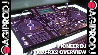 Pioneer New XDJ-RX2 Overview