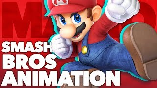 How to Animate a Smash Bros Character - New Frame Plus