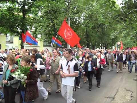 Кишинев. День Победы - 2012
