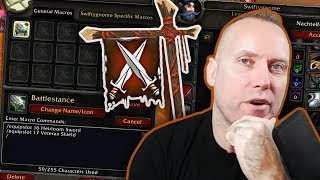 CLASSIC DUELS AND MACROS - Swifty WoW Classic Demo Warrior & Mage Gameplay Highlights (Level 15)