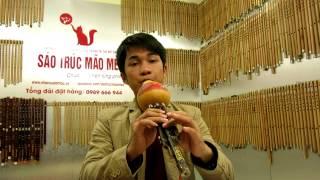 học thổi sáo bầu : bài thần thoại