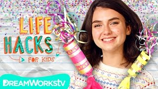New Years Eve PARTY Hacks | LIFE HACKS FOR KIDS
