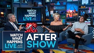After Show: Diana Ross And Michael Jackson's Closeness | WWHL