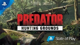Predator: hunting grounds :  bande-annonce