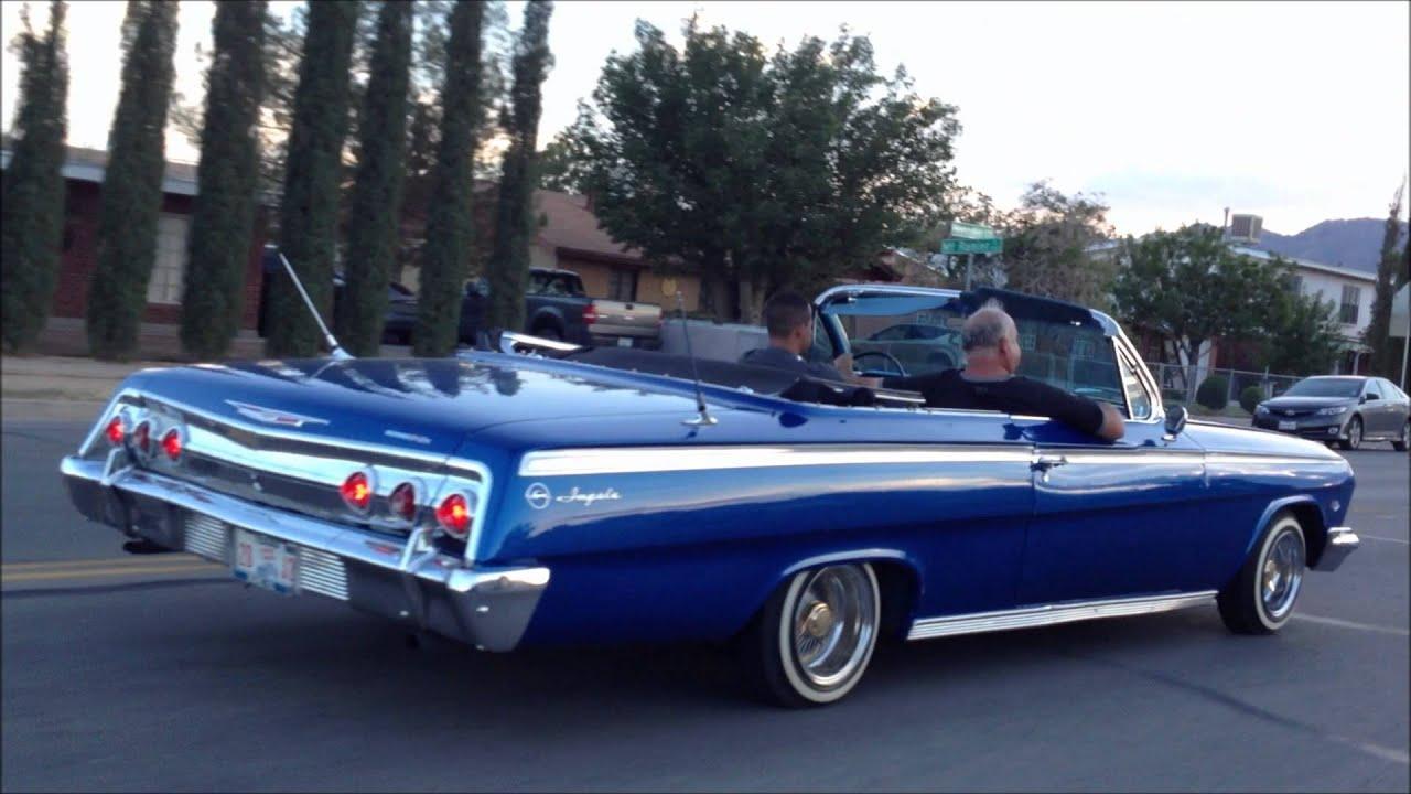 lowrider traditionals 915 cruising ept - YouTube