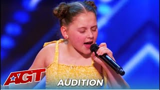 Annie Jones: Shy 12-Year-Old Aussie Girl SLAYS