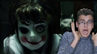 Reacting To The Scariest Short Film On Youtube