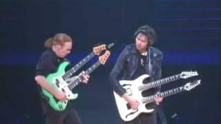 Mr. Big  Paul Gilbert  and Billy Sheehan  solo live budokan 2009