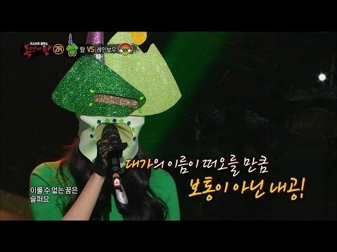 【TVPP】Raina(Orange Caramel) - Forgotten Season, 레이나(오렌지 캬라멜) - 잊혀진 계절 @King Of Masked Singer
