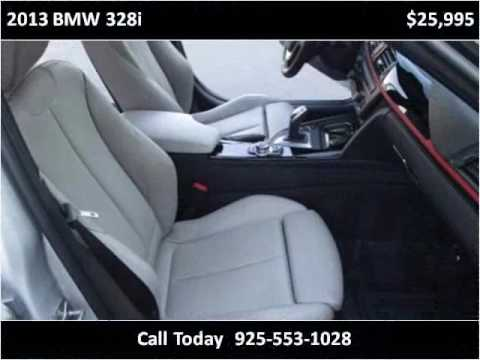 2013 BMW 328i Used Cars San Ramon CA