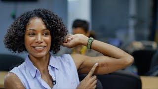 Airess Padda shows off 'ball is life' tattoo