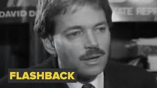 David Duke: From Klansman to Politician | Flashback | NBC News