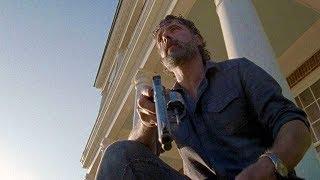The Walking Dead Season 8 Episode 13 OPENING SCENE