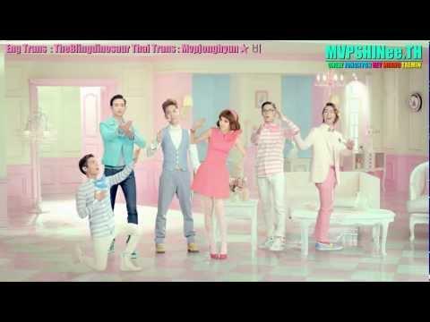 [THAI SUB] SHINee & Sandara Park Etude (Barbie and Ken)