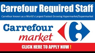 Carrefour Walk In Interview Videos - Playxem com