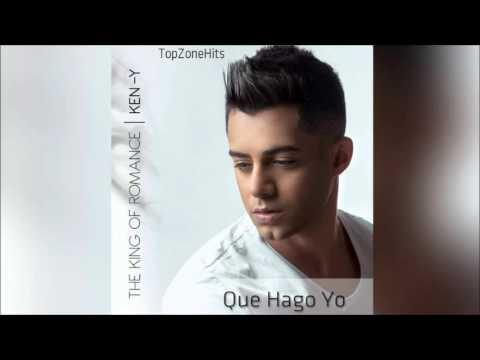 Ken Y - Que hago yo (Acustico) | Nuevo 2016