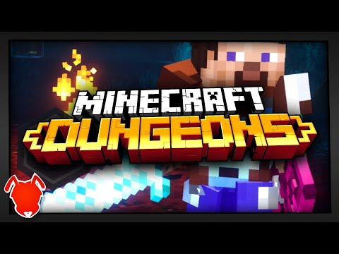 Minecraft Dungeons is F@%&ing AWESOME!