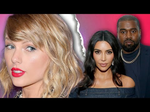 The feud that never ends explained. Taylor Swift vs Kanye and Kim Kardashian is back!