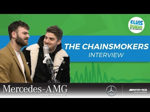 The Chainsmokers on