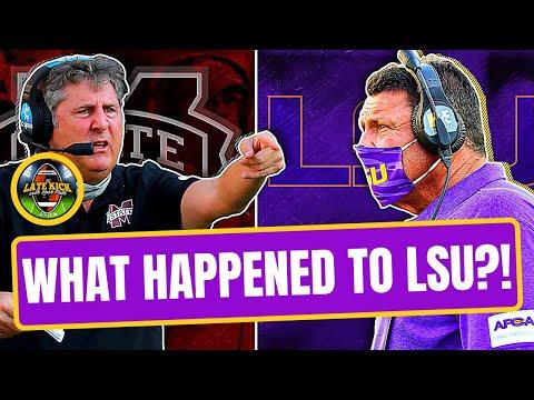 LSU Stunned By MSU - HOW It Happened (Late Kick Cut)