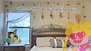 $0 Room Makeover | I Spent NO Money on This Room Transformation