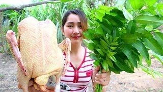Yummy Duck Soup June Plum Recipe - Duck Cooking - Cooking With Sros