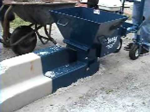 Epc Curb Machine By Lil Bubba Youtube