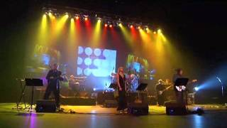 "The Black Jacket Symphony performs ""Time"""