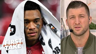 Tim Tebow reached out to Tua Tagovailoa after his devastating injury   First Take